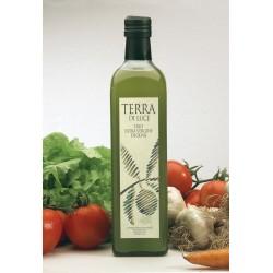 Olio extra vergine di oliva Bottiglia 0,75 lt