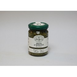 Pesto al Basilico Bio gr. 130