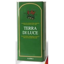 Olio extra vergine di oliva Lattina 5 lt