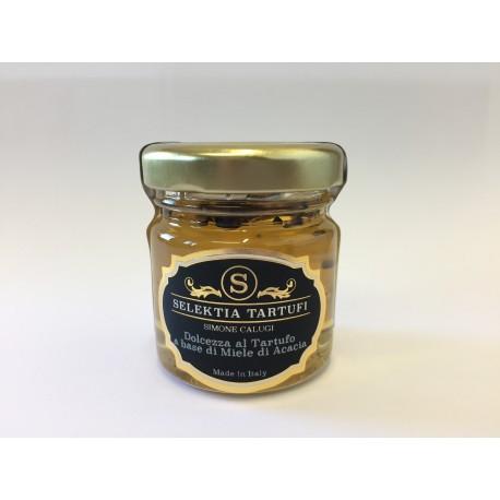 """Dolcezza al tartufo a base di miele di Acacia """"Selektia"""""""