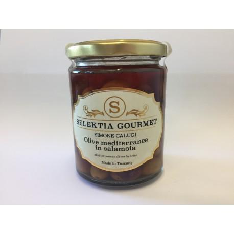 """Olive mediterranee """"Selektia"""""""