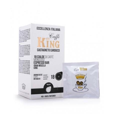 CAFFE' KING 18 CIALDE PER ESPRESSO